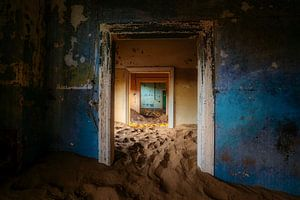 Der blaue Raum