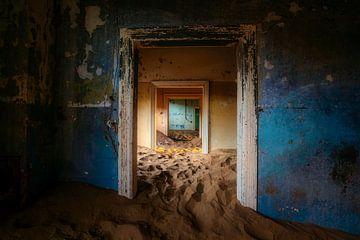 Der blaue Raum von Joris Pannemans - Loris Photography