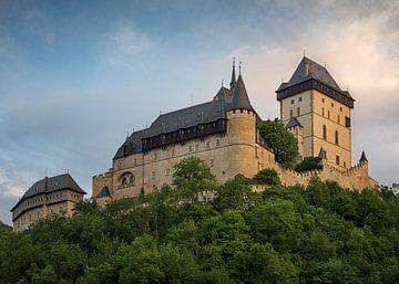 Château de Karlštejn sur Christa Thieme-Krus