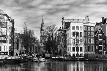 Groenburgwal en Zuiderkerk von Dennis van de Water