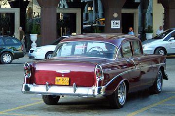 Chevrolet - Oldtimer in Havanna (Kuba) von t.ART