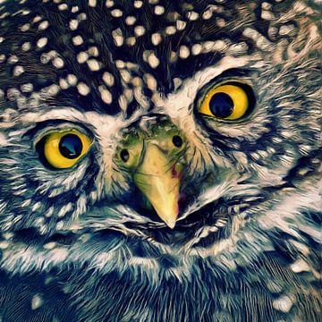 Owl van Angela Dölling