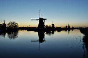 Avond molen
