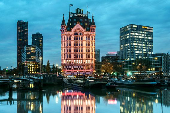 Rotterdam, Witte Huis van Jan Sluijter