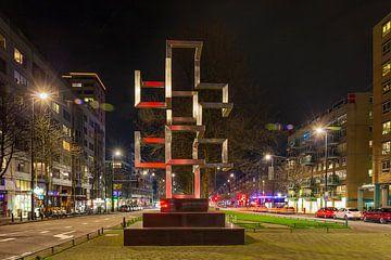 Mariniersweg Rotterdam van Evert Jan Luchies