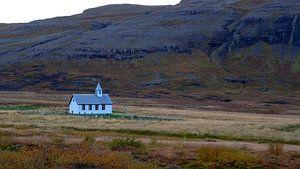 Breiðabólstaðarkirkja van