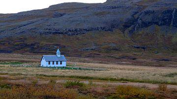 Kniðabólstaðarkirkja von Dominiek Cottem