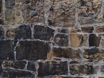 De stenen muur van Timon Schneider