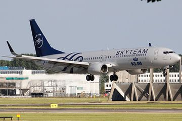 739 KLM Landing van Floris Struis