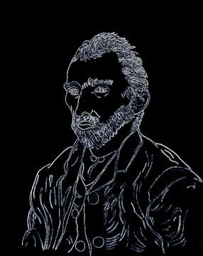 Vincent Willem van Gogh van Jose Lok