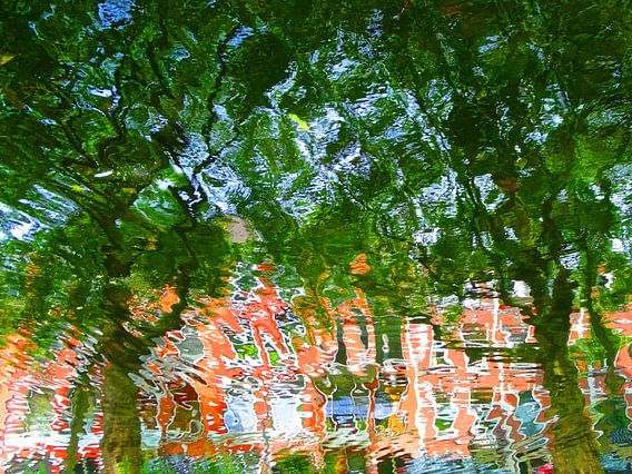 Urban Reflections 76 van MoArt (Maurice Heuts)