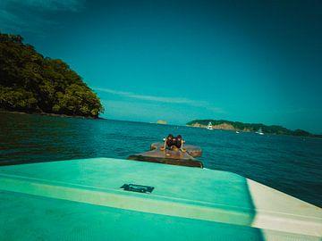 Boot op het water von Stedom Fotografie
