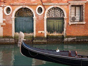 Gondel in Venedig von Andreas Müller