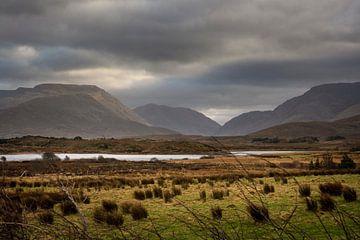 Connemara National Park, Ierland van Bo Scheeringa Photography