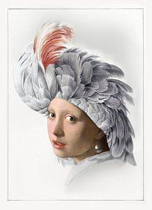 La nouvelle coiffe sur christine b-b müller