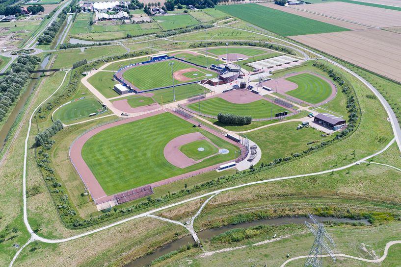 Sportpark Pioniers van Michel Sjollema