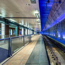 Antwerp CS - demi blauw van Rene Siebring