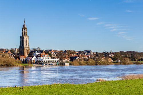 Stadsgezicht Rhenen, Nederland