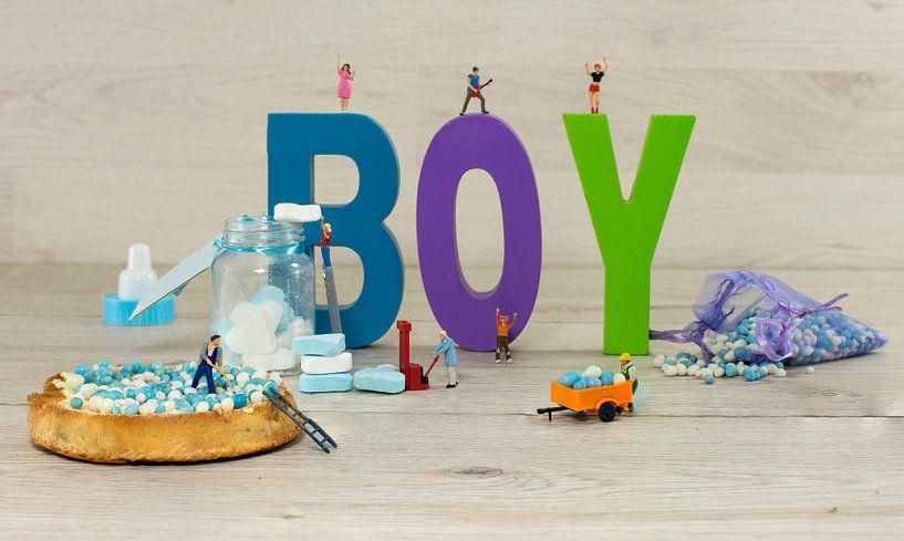 its a boy sur ChrisWillemsen