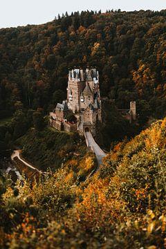 Burg Eltz Kasteel van Maikel Claassen Fotografie