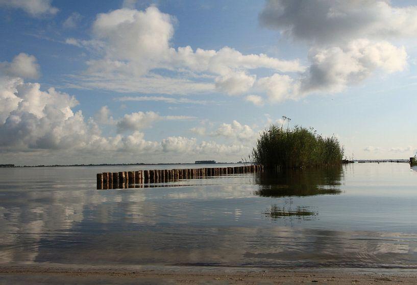Slotermeer Friesland von Fotografie Sybrandy