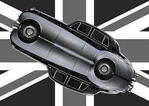 Bentley S2 in Originalfarbe
