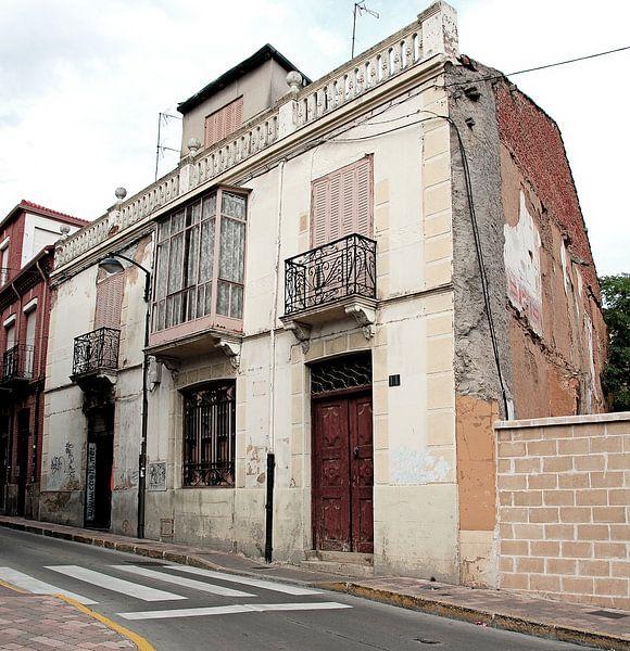 Huis in Astorga van Sigrid Klop