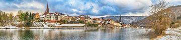 rivierpanorama van Jens Hertel