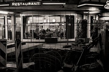 Cafe Engels, Rotterdam von Vincent van Kooten