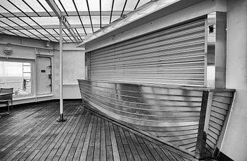 Bar en boot... von Bas van Rooij