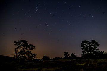 Vallende sterren van Huub Hugens