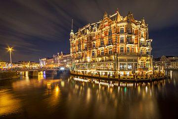 Hotel De L'Europe, Amsterdam van Peter Bolman