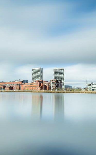 Stoker en Brander woontoren in Groningen (Netherlands) van Marcel Kerdijk