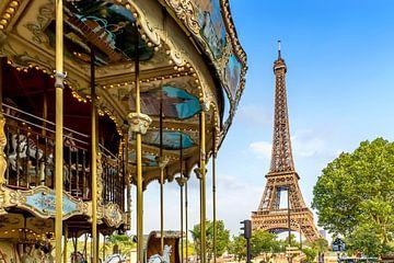 Typisch Parijs van Melanie Viola