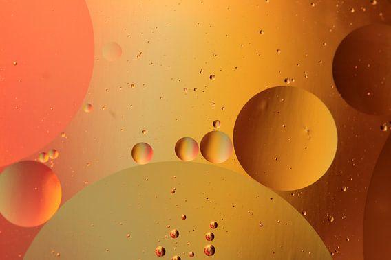 Collors of space van Marcel van Rijn