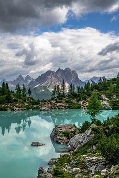 Het Sorapis-meer van Achim Thomae