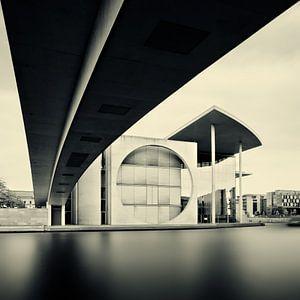 Berlin – Government District / Marie-Elisabeth-Lueders-Haus