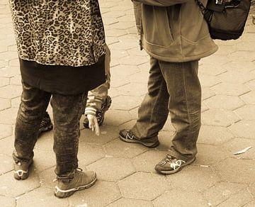Ontspannen voeten van Karin School-van Leur