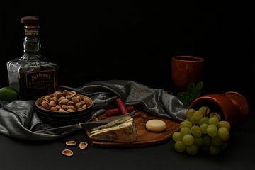 Mittelalterliche Getränketafel von Marijn Schraa