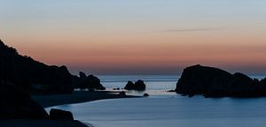 Zonsondergang Zwarte Zee