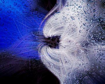 Twirls in Universum van Michael Nägele
