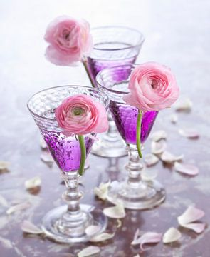 SF 60204638  Violet cocktails van BeeldigBeeld Food & Lifestyle