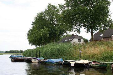 Daar aan de waterkant von Jan Mulder
