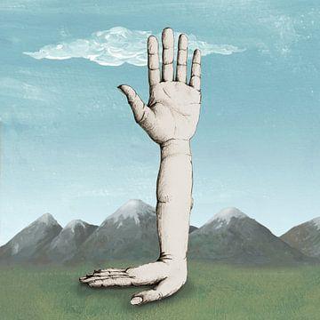 Die Handen von Bianca Wisseloo