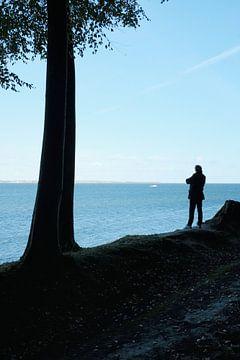An der Steilküste von Heiko Westphalen