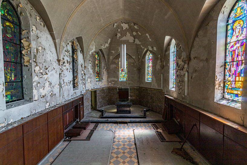 Urbex: Agnus Dei, Belgien von Martijn Mureau