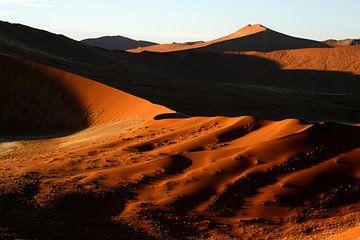 Sossusvlei Namibië van