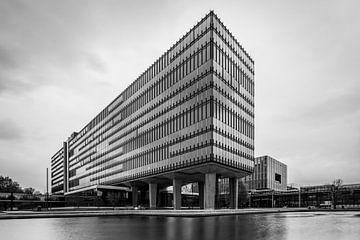 Das Atlas-Gebäude von Mitchell van Eijk