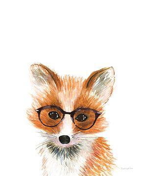 Vos in een bril, Mercedes Lopez Charro van Wild Apple