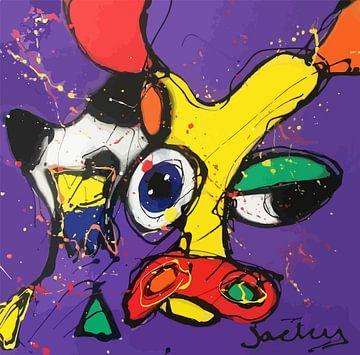 Crazy Cow van Jacky Zegers